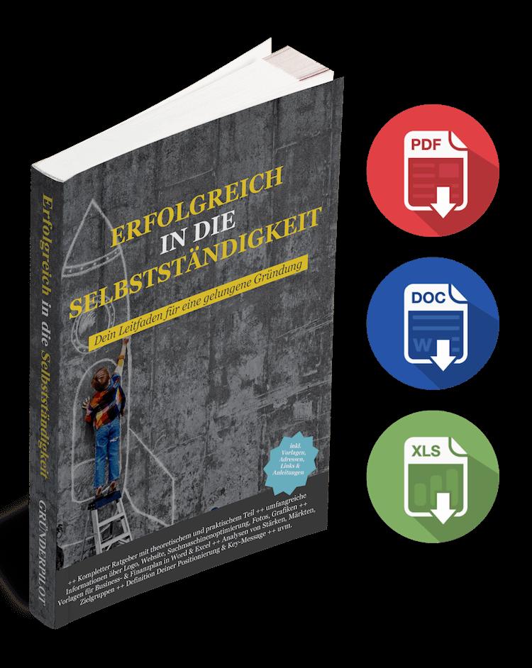 Workbook für Gründer