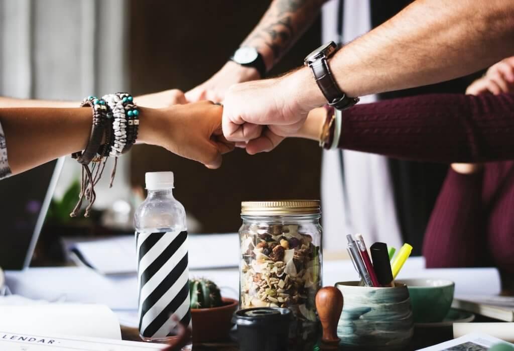 Startup Teams zusammenstellen