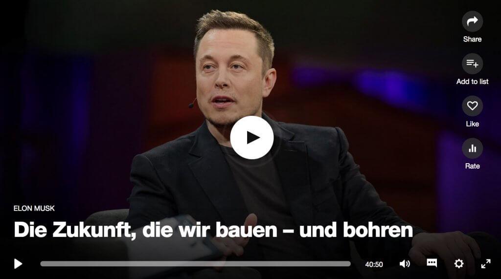 Die besten Ted-Talk Videos für Gründer,