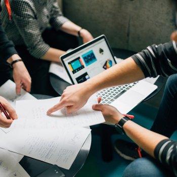 Studentische Aushilfskräfte in Startups