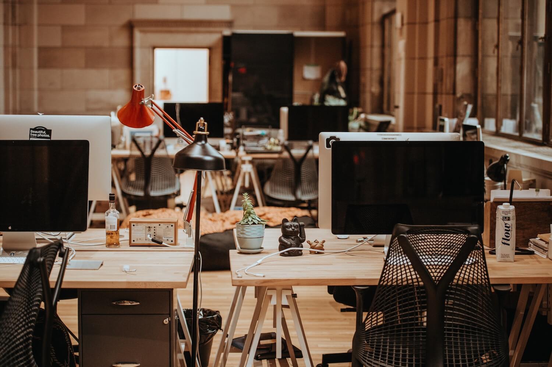 Startup-Office richtig einrichten - Die Einrichtung eines Startup Büros